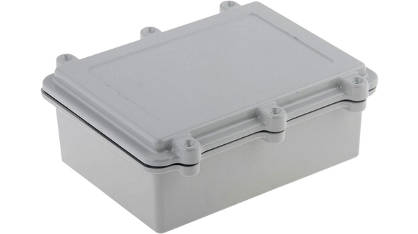 Köp Aluminium Enclosure with EMI Protection 200x150x75 mm Aluminium Alloy IP67