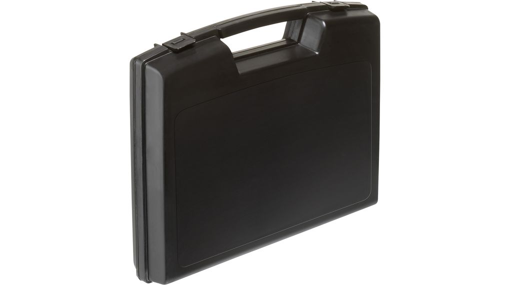 Köp Case, Negru 240 x 205 x 48 mm, Polypropylene