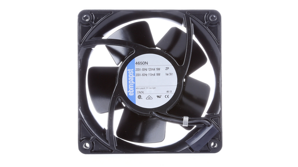 Köp Axial Fan AC 119x119x38mm 230V 160m³/h