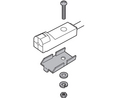 Köp Mounting Bracket For Gx-8 Suitable for GX-F/H Proximity Sensor